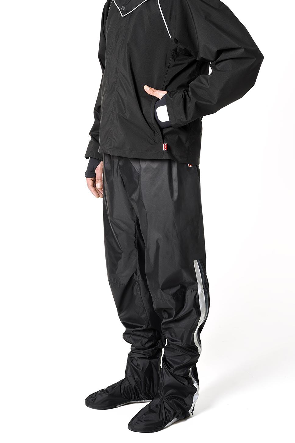 Sur-pantalon de pluie